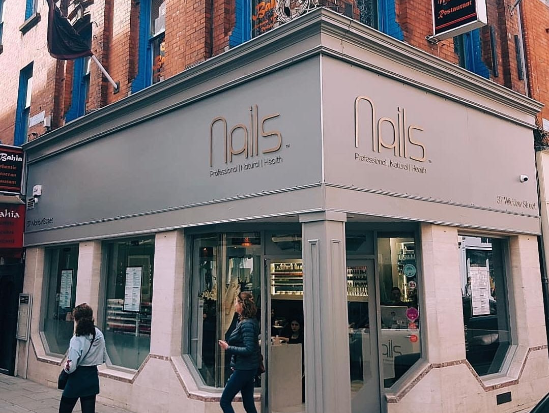Nails Wicklow Street Exterior